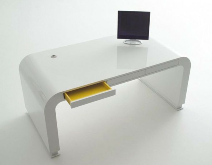 office & workspace:group work desks fashionable up to date