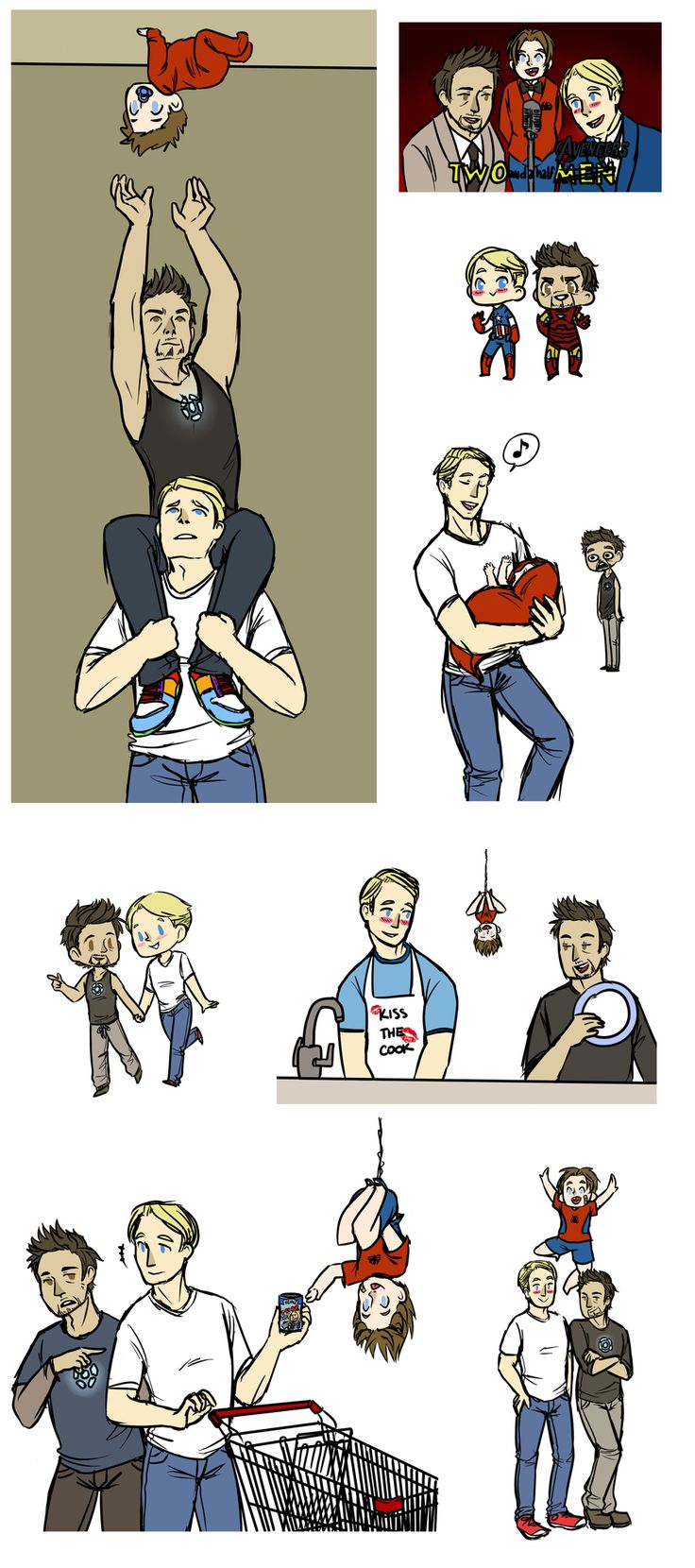 100 Ideas To Try About Steve Rogers Amp Tony Stark Cap D
