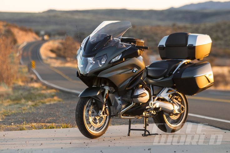 Cycle World - BEST SPORT-TOURING BIKE: BMW R1200RT