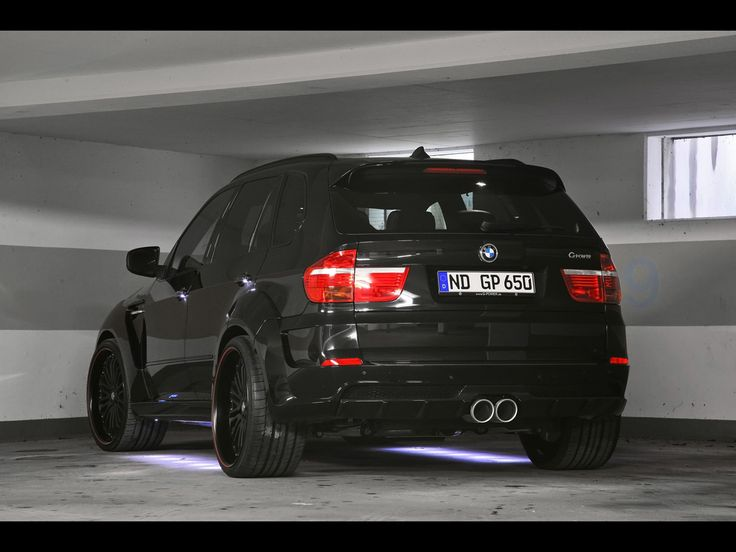 BMW X5 - close 2nd (Future Goal for mine to look like)