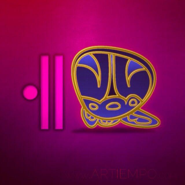 Calendario Maya  KIN 63 - 11 Noche . Akbal . Ak'ab'al . Calli Lunes, 17-2-2014  sueño, abundancia, profundidad, cambio La restricción no existe.  #artiempo #calendariomaya #tzolkin #truecount #nodreamspell _________________