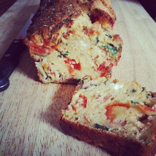 Recette Cake Sal Ef Bf Bd Courgette Basilic Feta