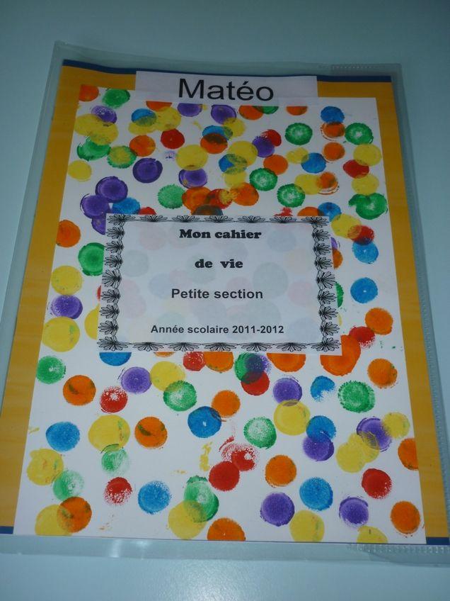 Ecole du Sacré Coeur PLOUNEOUR TREZ - Les projets de début d'année en maternelle