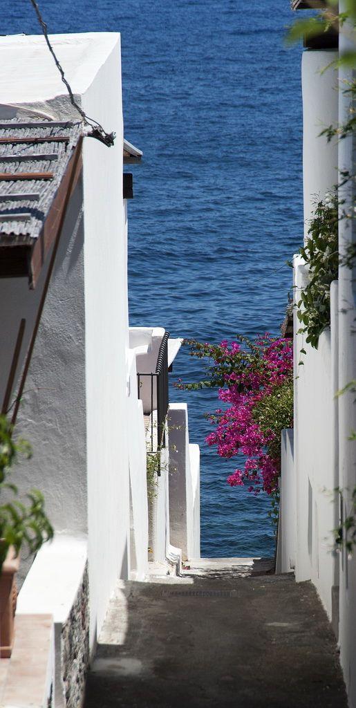 Aeolian Islands, Sicily.