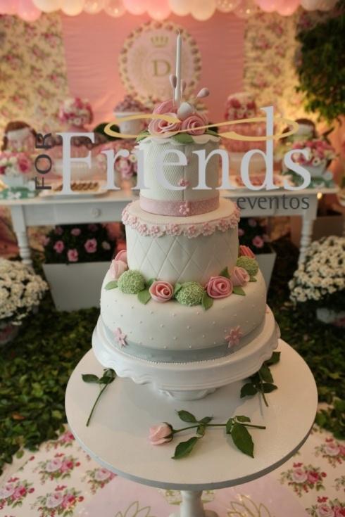 Esse é o bolo que eu quero...