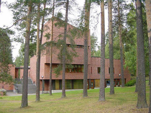 tb 1106536987_5b2d7be019_z   Alvar aalto, Architecture, Town
