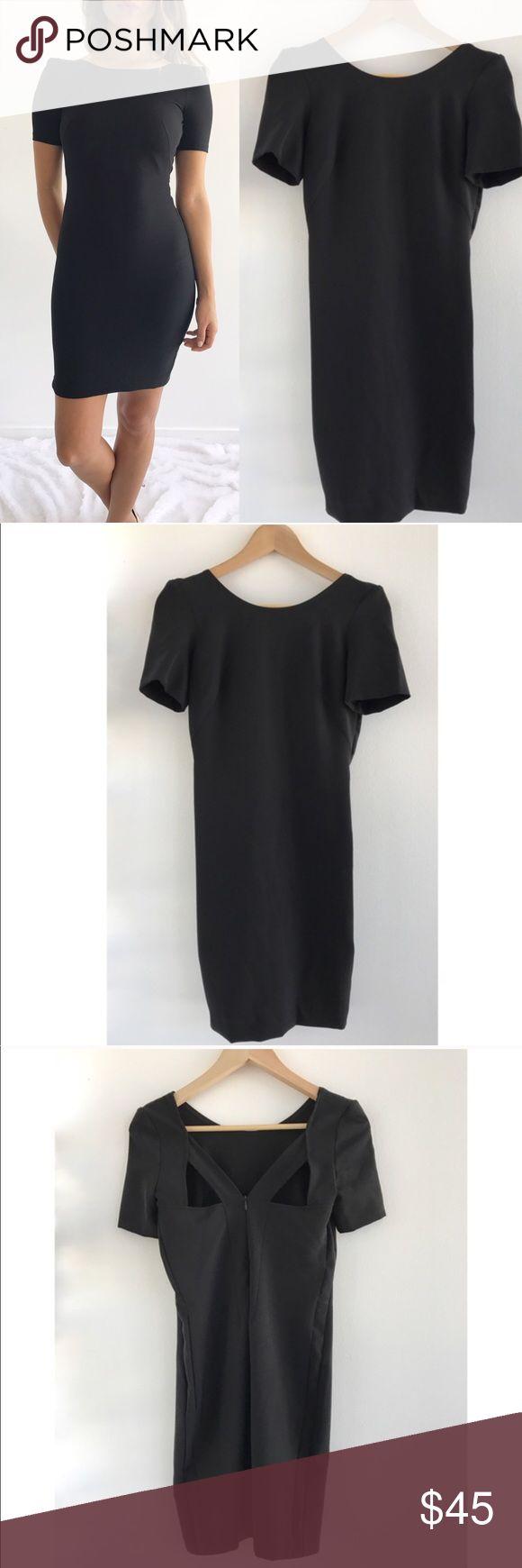 Black t shirt dress zara - Zara Black Mini Cocktail Dress Zara Black Mini Cocktail Dress This Is The Perfect Little