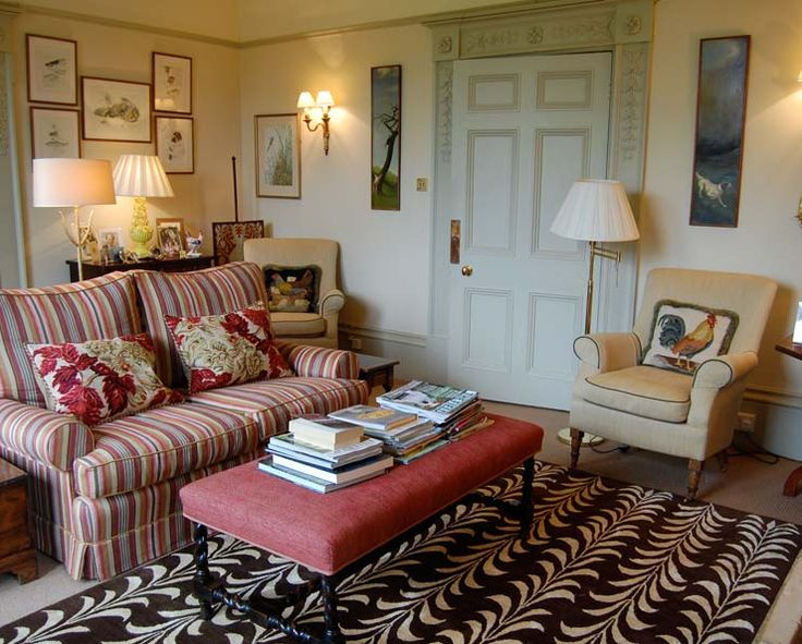 770 best Country cottage living-room images on Pinterest | Cottage ...