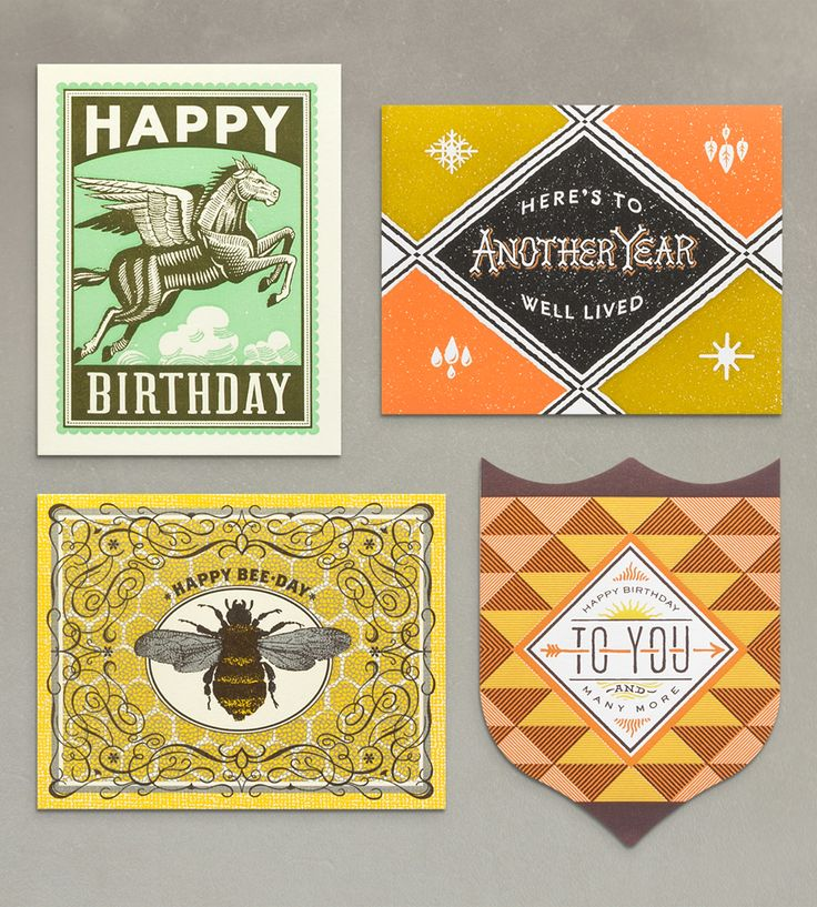 Results For Graphic Design Birthday Card Inspiration
