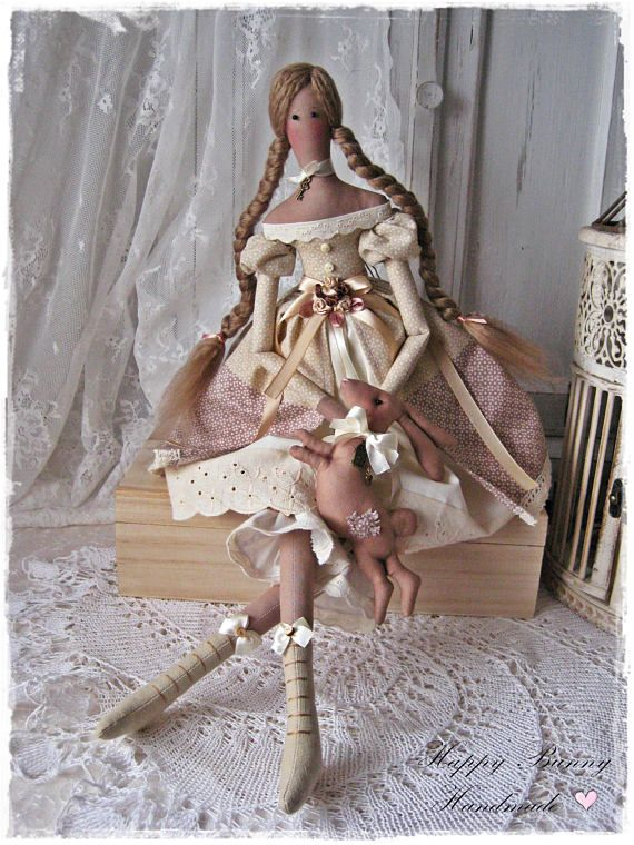 Doll For Cecile | Doll 5 | Pinterest
