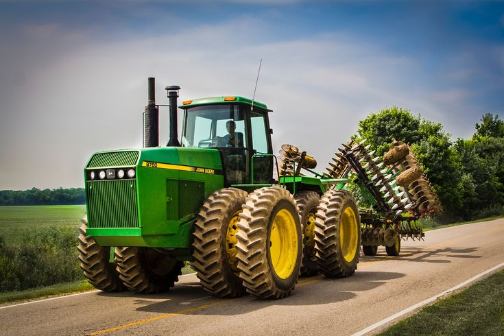 We Can't Let John Deere Destroy the Very Idea of Ownership       Credit: Mardis Coers/Getty Images   From WIRED.com