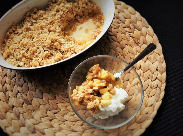 Fitarian.cz – APPLE CRUMBLE