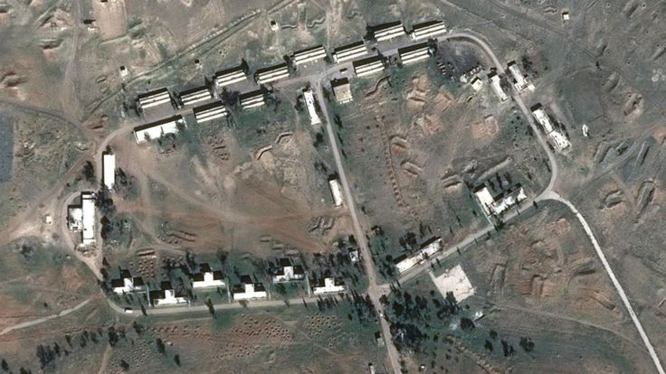Iran building permanent military base in Syria - claim https://tmbw.news/iran-building-permanent-military-base-in-syria-claim  Iran is establishing a permanent military base inside Syria, a Western intelligence source has told the BBC.The Iranian military is said to have established a compound at a site used by the Syrian army outside El-Kiswah, 14 km (8 miles) south of Damascus.The report comes amid growing tensions over Iranian influence in Syria and across the region.Israeli PM Benjamin…