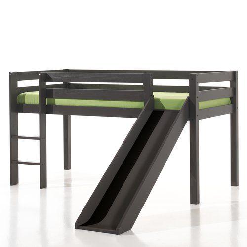 die besten 25 hochbett mit rutsche ideen auf pinterest hochbett rutsche hochbett kinder. Black Bedroom Furniture Sets. Home Design Ideas