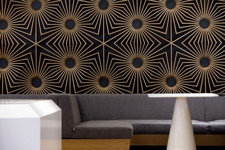 Irregular Hexagon Pattern-Piece of Paradise Bar 02