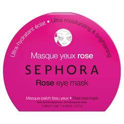Maschera occhi Rosa