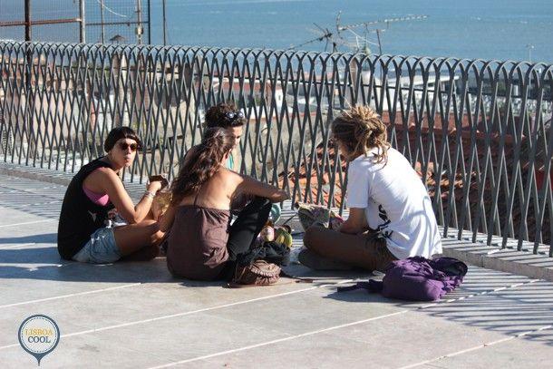 Lisboa Cool - Visitar - Miradouro de Santa Catarina