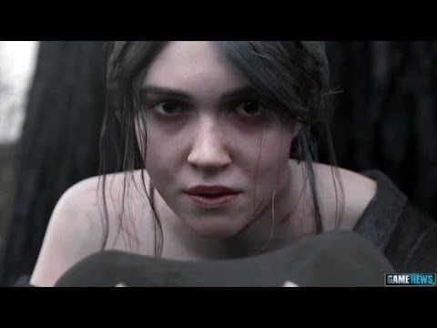 The Witcher 3 Killing Monsters Cinematic Trailer - YouTube