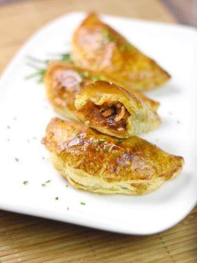 Empanadas de carne (Argentine) - Recette de cuisine Marmiton : une recette