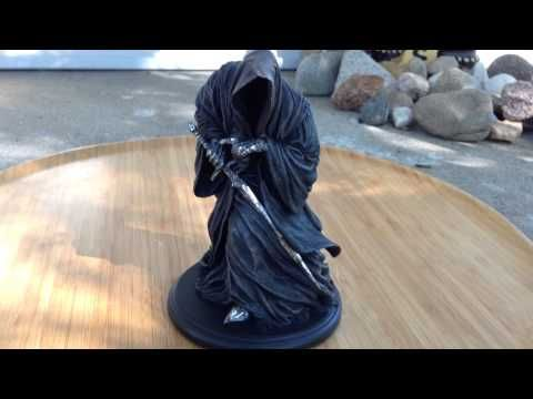 Weta Workshop's Mini-Ringwraith Statue