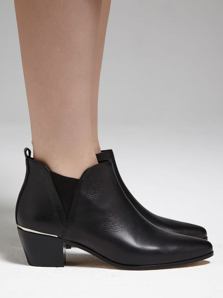 IRO - Xoa Pointed Ankle Boot
