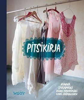 Saramäki-Jormalainen-Honkimäki: Pitsikirja