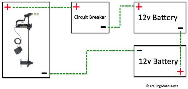 24v Trolling Motor Wiring Diagram   Trolling motor ...