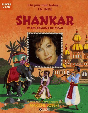 LIVRE & MUSIQUE - Shankar et les démons de l'eau de Marlène Joubert - Livre audio