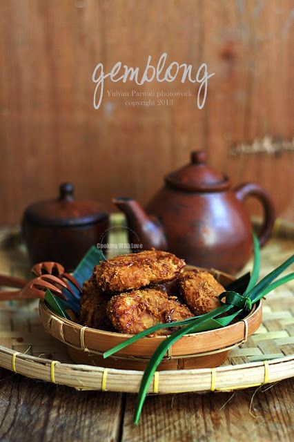 Cooking With Love: Indonesian Snack