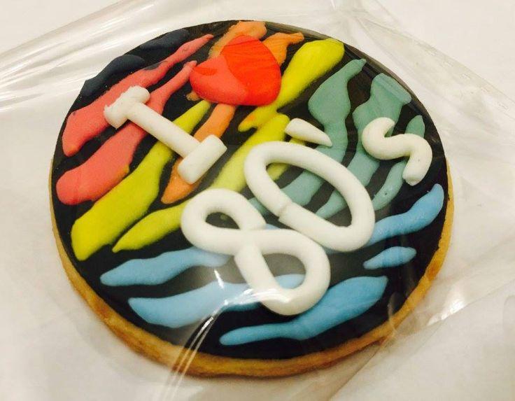 biscotto party anni '80