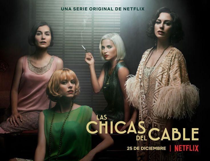 Netflix anuncia el tráiler y póster de la segunda temporada de Las chicas del cable - https://webadictos.com/2017/11/29/trailer-oficial-segunda-temporada-de-las-chicas-del-cable/?utm_source=PN&utm_medium=Pinterest&utm_campaign=PN%2Bposts