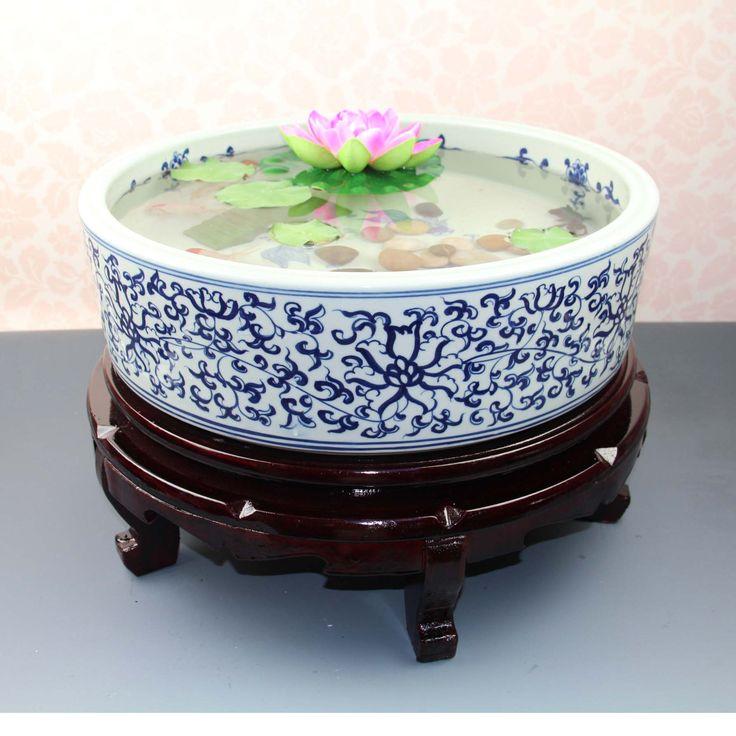Goldfish ceramic bowls goldfish bowl turtle tank for Fish tank bowl