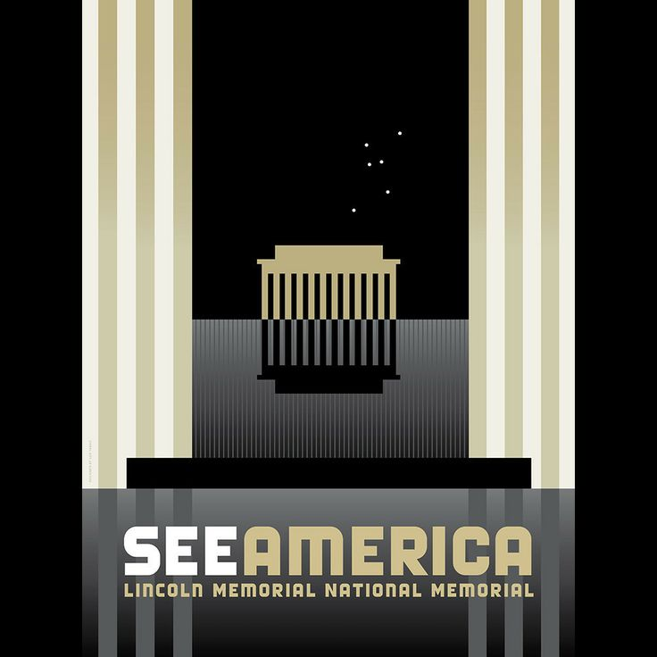 Lincoln Memorial by Luis Prado  #SeeAmerica: Prado Seeamerica, National Parks, Luis Prado, Products, Lincoln Memories