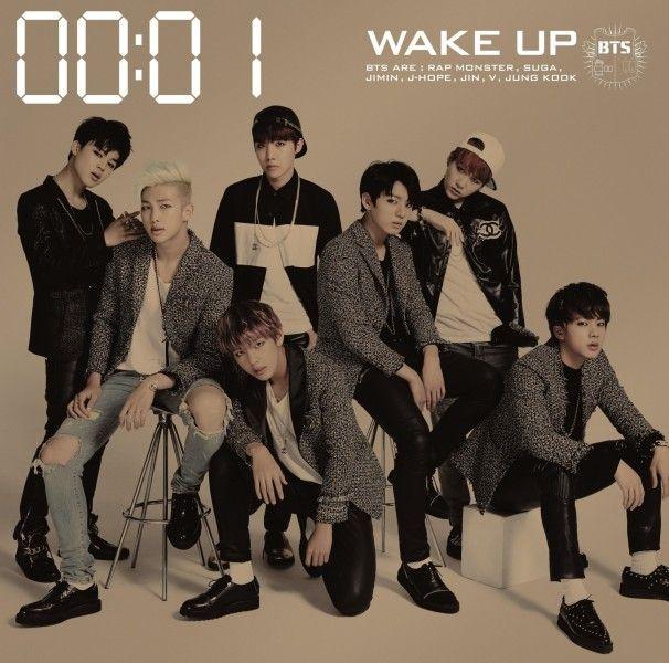 BTS (Bangtan Boys) - WAKE UP (Album 2014)