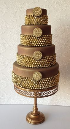 cake with studs - Google Search