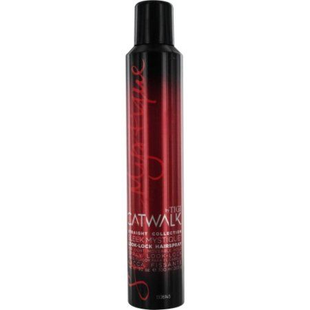 Tigi Catwalk Straight Collection Sleek Mystique Look-Lock Hair Spray, 9.2 oz