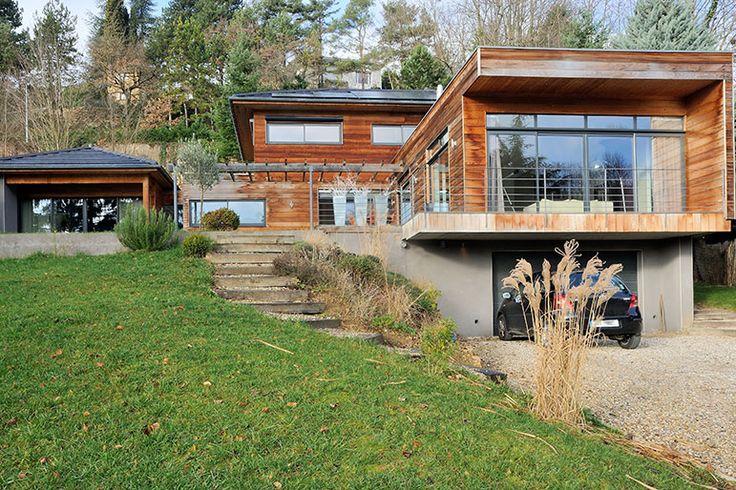 113 best PRojeT images on Pinterest Arquitetura, Architecture and - orientation maison sur terrain