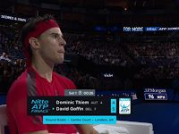 Biss key Tennis ATP World Tour Asiasat 5 Update 18 November 2017