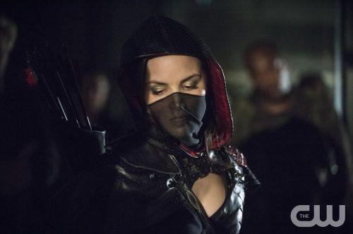 "Arrow -- ""Unthinkable"" -- Katrina Law as Nyssa al Ghul -- Photo: Cate Cameron/The CW"