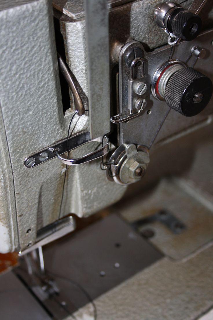 sewing machine! durkopp adler