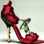 amazing: Roses Are Red, Lamor Rose, Rose Shoes, Rose Inspiration, Red Roses, Rose High, Lamore Rose, Rose Heels, Rose Petals