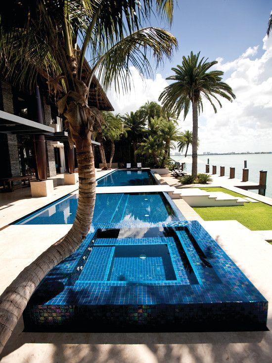 Diseño de la piscina tropical, Retratos, Remodelación, Decoración e Ideas - página 9