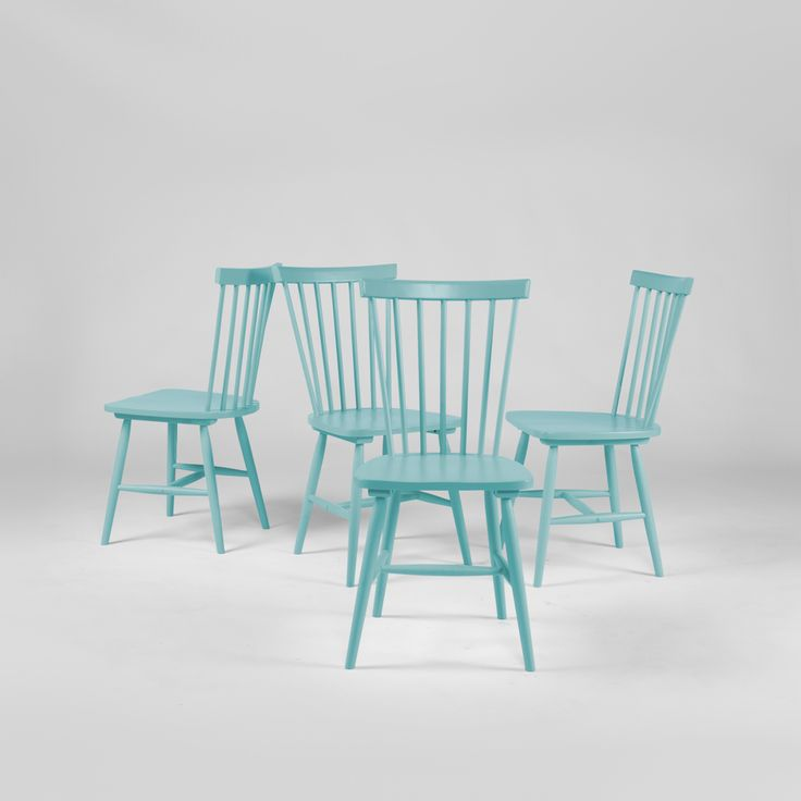Wood pinnestol fra Department i hvitpigmentert eik. Pinnestolen er en tidløs klassiker som har ...