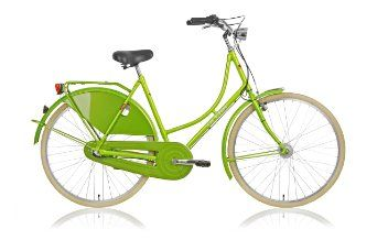 Ortler Van Dyck hollend bike green (2013) (Frame size: 55): Amazon.co.uk: Sports & Outdoors