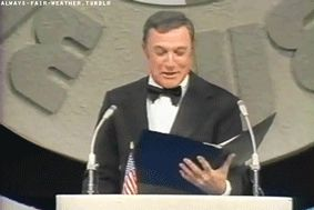 Gene Kelly at the roast of Carroll O'Connor