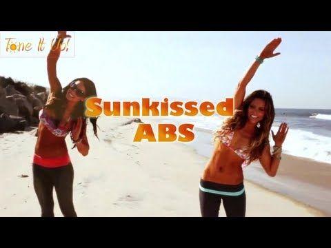 BIKINI SERIES™ Sunkissed ABS Workout – ToneItUp.com