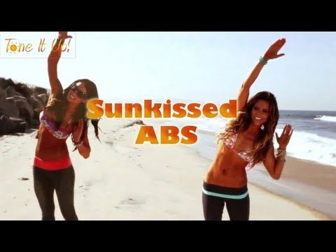 Get ready to show off your abs all summer long with the BIKINI SERIES Sunkissed ABS Workout!
