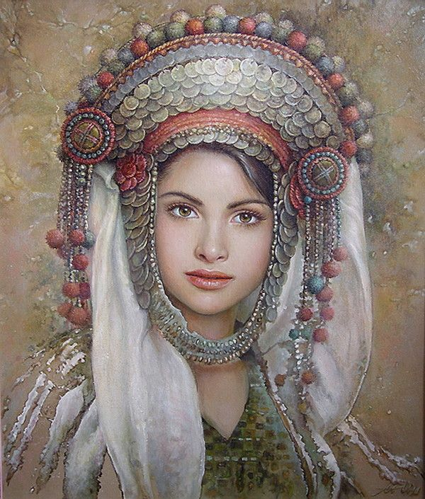 MARIA ILIEVA//Maria Ilieva est née en 1973 à Sofia, en Bulgarie. En 1991 elle  est diplômée de l'Ecole Nationale Supérieure des Beaux-arts à Sofia et en 1997 l'Académie nationale des Beaux-arts de Sofia, en Bulgarie, spécialité  peinture murale.
