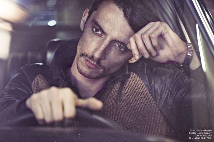 Christoph Köstlin - der Stilheld // 04 // male fashion // race car // male…