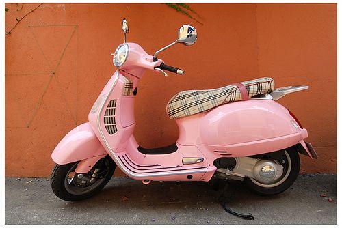 Louis Vuitton Scooter, St. Tropez | France by Lars Scheve, via Flickr